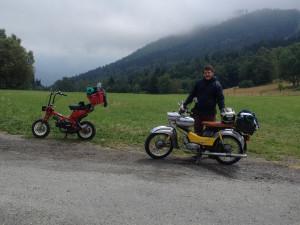 Malé motorky - 5000 km bez poruchy