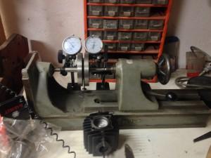 Generální oprava motoru - Jawa 555 Pionyr