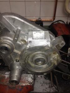 Úprava motoru na klapkové sání - Babetta
