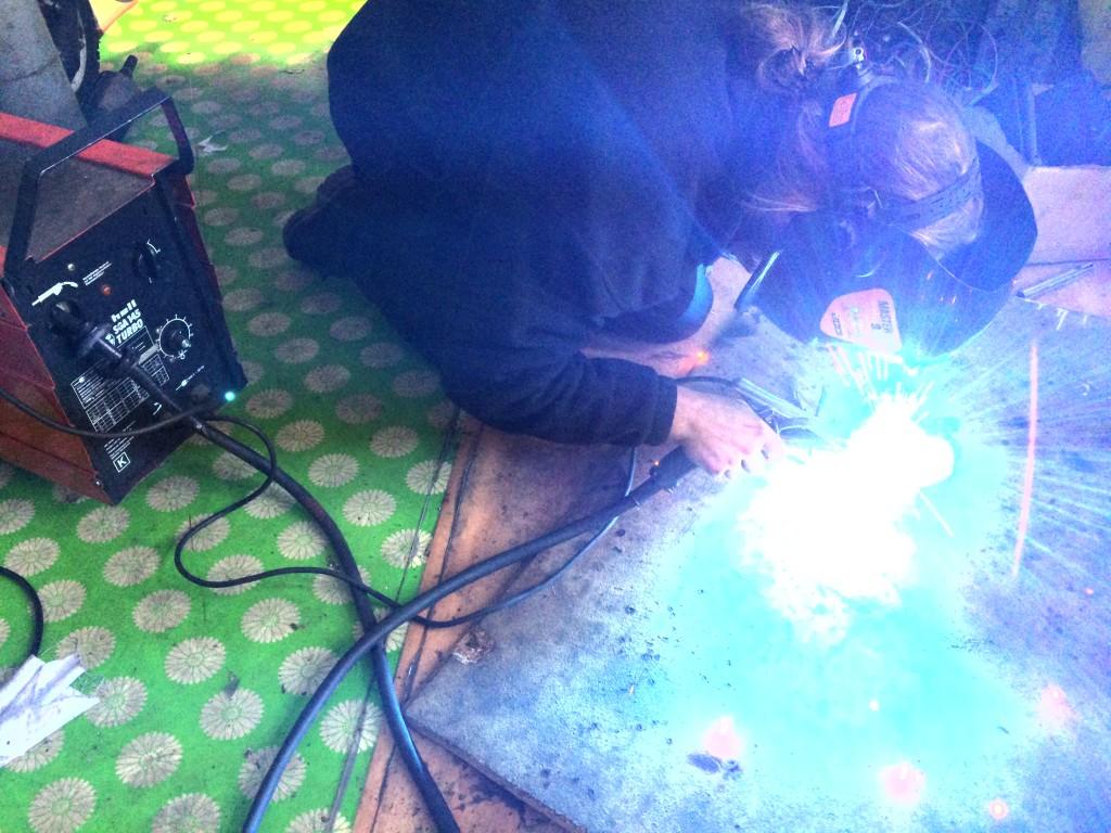 Svařování CO2, svařování hliníku a nerezu - TIG AC/DC
